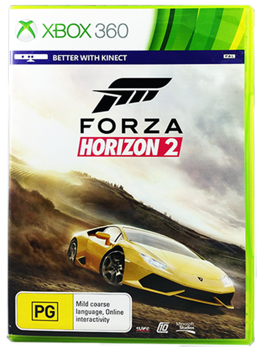 xbox 360 forza horizon 2 ebay. Black Bedroom Furniture Sets. Home Design Ideas