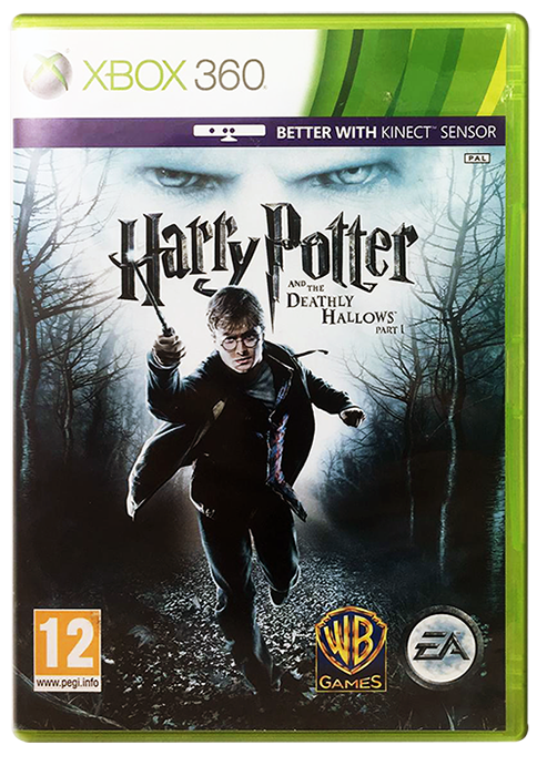 Harry Potter and The Deathly Hallows - Part 2 - Xbox 360 ...