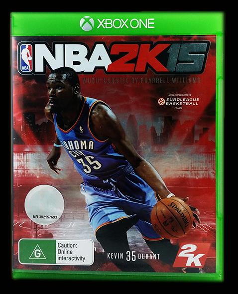 b46409c99ae6 NBA 2K15 (Xbox One) Very Good + Fast Free Post - Basketball ...